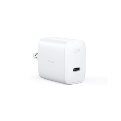 Aukey 18W USB-C Power Delivery 3.0 Wall Charger