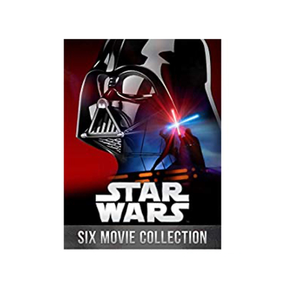 Star Wars: Six Movie Collection