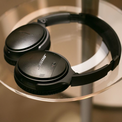 Bring your quiet place along with the refurb Bose QuietComfort 35 headphones on sale for $199