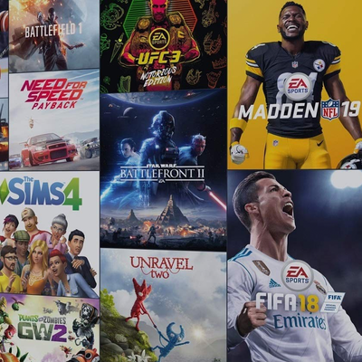 Xbox gamers can score 12 months of EA Access featuring over 50 games for only $20