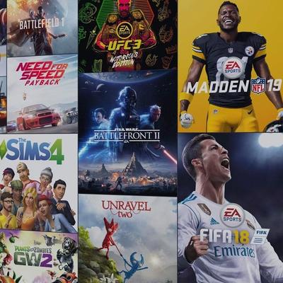 EA Access Annual Subscription