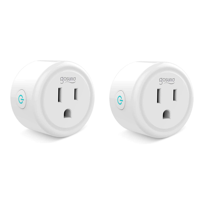 Gosund Mini Smart Plug (2-Pack)