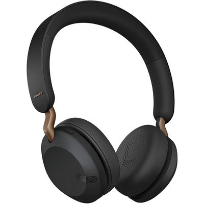 Jabra Elite 45h on-ear 50-hour Bluetooth headphones