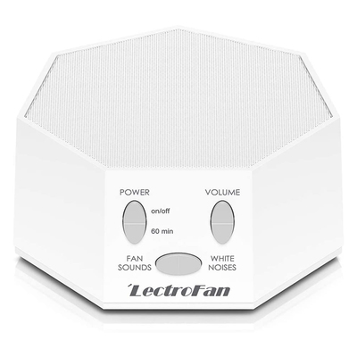 LectroFan Classic white noise and fan sound machine