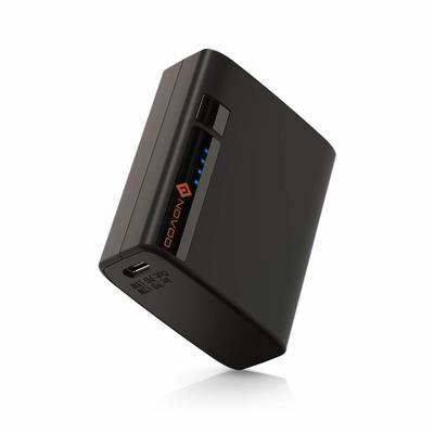 Novoo PowerCube 10000mAh 18W USB-C PD Portable Charger