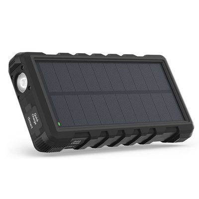 RAVPower 25000mAh solar phone charger outdoor portable charger