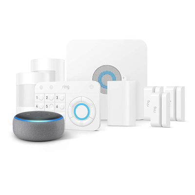 Prime members can bundle an Amazon Echo Dot with a Ring Alarm 8-Piece Kit and save $60