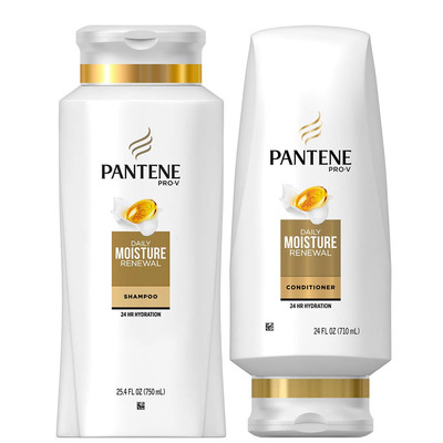 Score two big bottles of Pantene Pro-V shampoo and conditioner for only $8 shipped