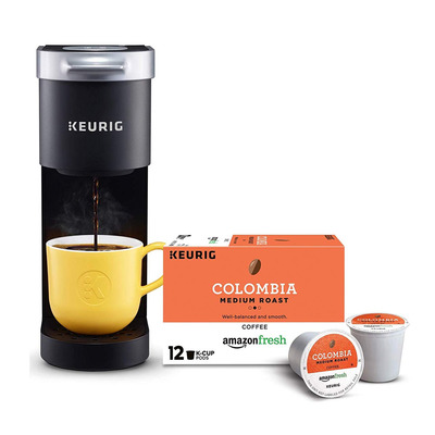 Stay caffeinated with $30 off this Keurig Single-Serve Coffee Maker Bundle