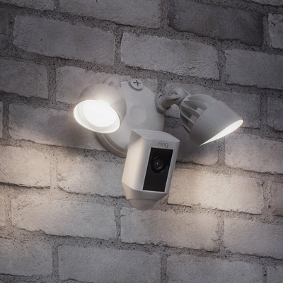 Take $90 off Ring's Floodlight Camera and Chime Pro bundle with your Prime membership today