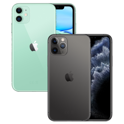Refurbished iPhone 11 and iPhone 11 Pro devices