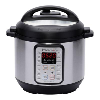 Instant Pot Viva 9-in-1 Multi-use Pressure Cooker (6-quart)