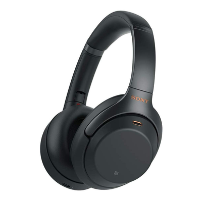 Sony WH-1000XM3 Wireless Noise Canceling Headphones (Refurbished)