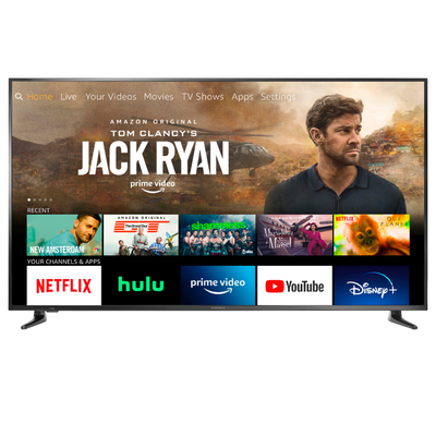 Insignia 70-inch LED 4K UHD Smart Fire TV Edition TV