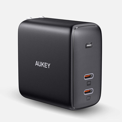 Aukey Omnia Duo USB-C PD 100W Wall Charger