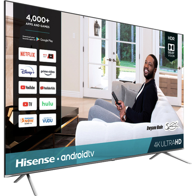 Hisense 85-inch H6510G Series 4K LED smart Android TV