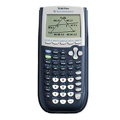 The TI-84 Plus Graphing Calculator is nearly $30 off right now