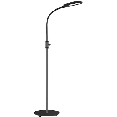 Aukey 3-color flexible dimmable LED floor lamp