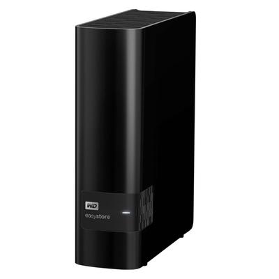 WD Easystore 10TB external desktop hard drive