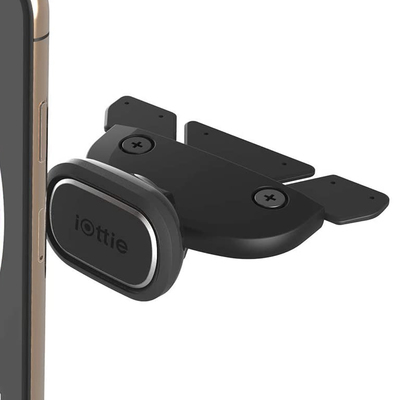 iOttie iTap 2 magnetic CD slot car mount phone holder