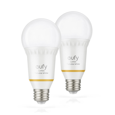 Anker eufy lumos smart bulb tunable white 2pk
