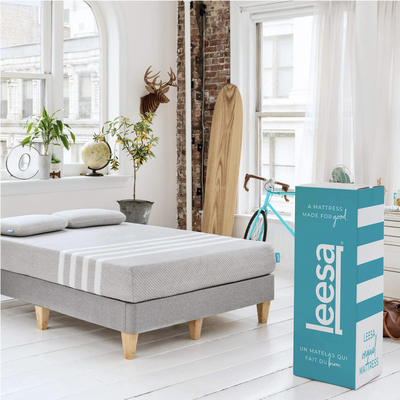 Sweetnight, Sleep Innovations, Leesa and more Memory Foam mattresses and toppers