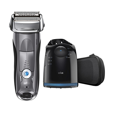 Braun Series 7 865cc rechargeable electric razor for men