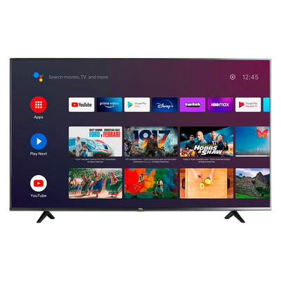 TCL 55-inch 4K Smart Android TV (Series 4)