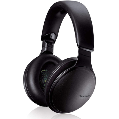Panasonic RP-HD805N-K over-ear noise-cancelling Bluetooth headphones