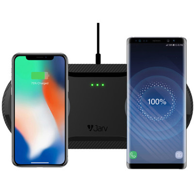JarvMobile 20W Dual Wireless Charger