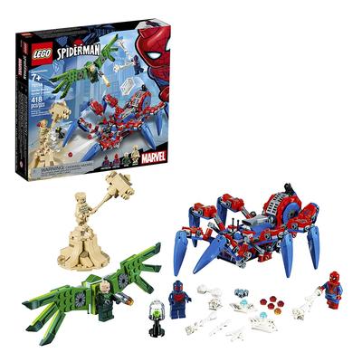 LEGO Marvel Spider-Man: Spider-Man's Spider Crawler