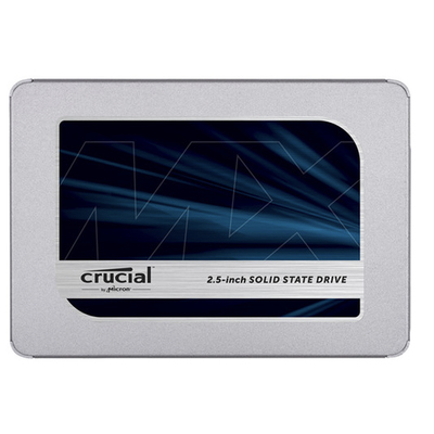 Crucial MX500 1TB 2.5-inch internal SATA solid state drive