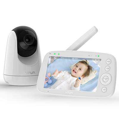 Vava 720p 5-inch Video Baby Monitor