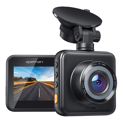 Apeman 1080p HD Dual Dash Camera (C420)