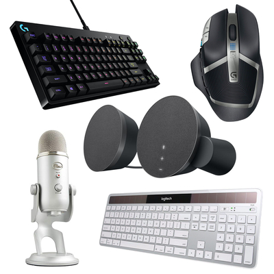 Logitech Gaming Accessories
