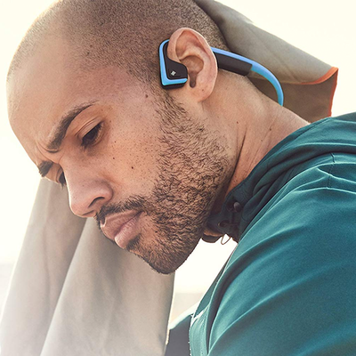 Try Aftershokz's well-reviewed wireless bone conduction headphones at their best price yet