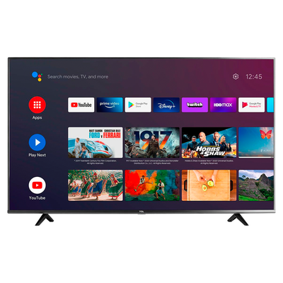 TCL 55-inch 4 Series LED 4K UHD Smart Android TV