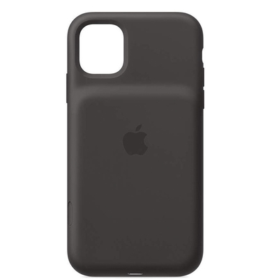 Apple smart battery case with wireless charging for iPhone 11