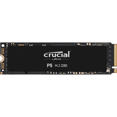 Crucial CT500P5SSD8 P5 500GB NVMe internal solid state drive