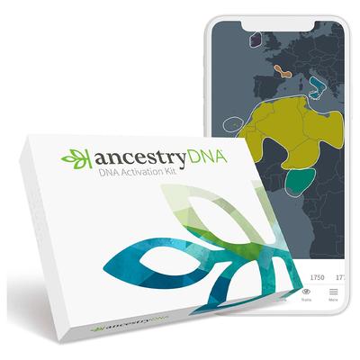 AncestryDNA: Genetic Ethnicity Test Kit