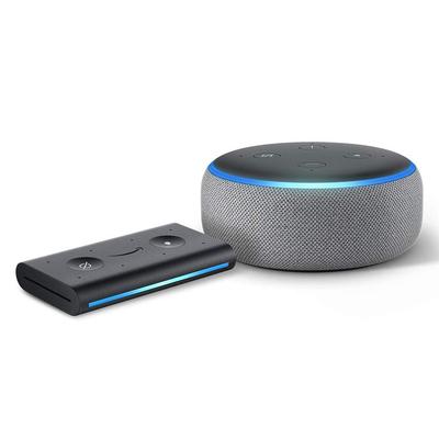 Amazon Echo Dot and Echo Auto bundle