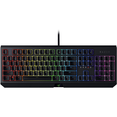 Razer BlackWidow Chroma RGB Green switches mechanical gaming keyboard