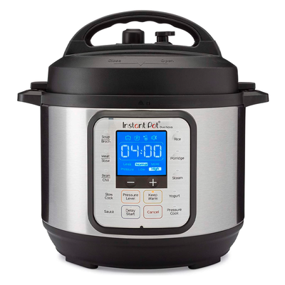 Instant Pot Duo Nova 3-quart Pressure Cooker