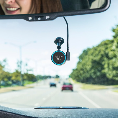 Bring Alexa along for help on the road with $40 off Garmin's Speak Plus featuring a built-in dash cam