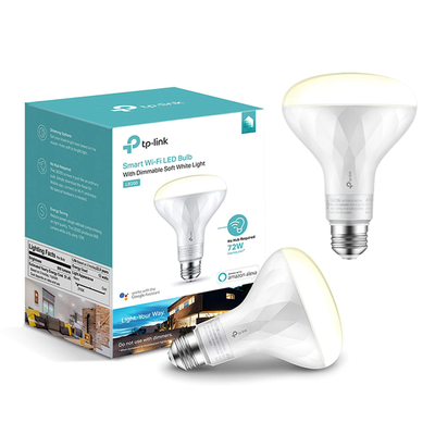 TP-Link Kasa Dimmable LB200 LED Smart Bulb (2-pack)