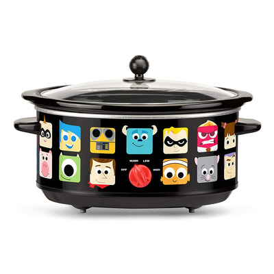 Disney Pixar 7-Quart Slow Cooker