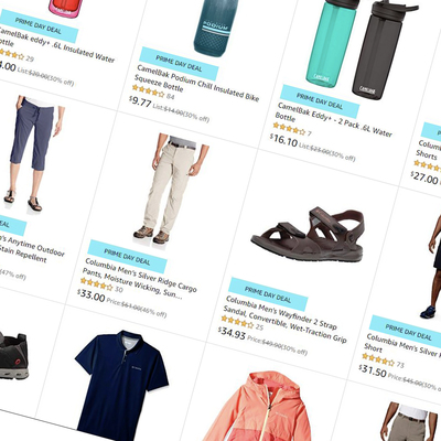 Get ready for your next adventure with up to 40% off outdoor gear for Prime Day