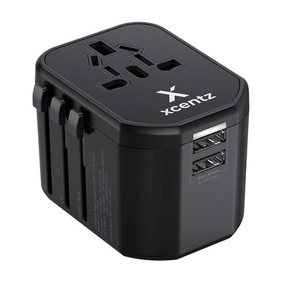 Xcentz Universal Travel Power Adapter