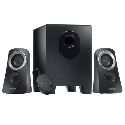 Easily boost your audio with Logitech's Z313 speaker system on sale for $28