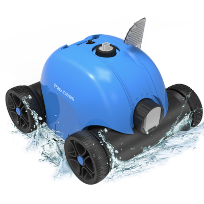 Paxcess automatic cordless rechargeable robotic pool cleaner